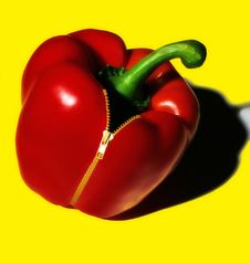 Free Pepper Strip Stock Photography - 2026532