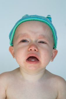 Free Crying Baby Royalty Free Stock Photography - 2027247