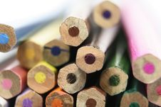 Free Coloured Pencils Stock Photos - 2027823