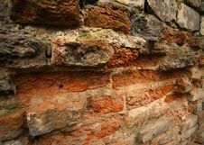 Free Old Wall Stock Image - 2027881