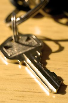 Free Keys Stock Photography - 2028452
