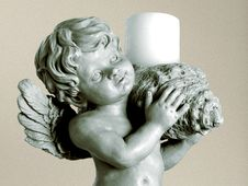 Free Angel Decor Stock Photography - 2028612