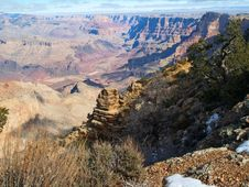 Free Grand Canyon National Park Stock Image - 2028861