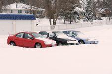 Free Snow Bound Stock Image - 2029021