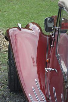 Free Vintage Car Fender Stock Photos - 2029183