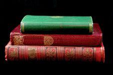 Free Antique Books Stock Images - 2029264