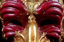 Venetian Mask Stock Photos