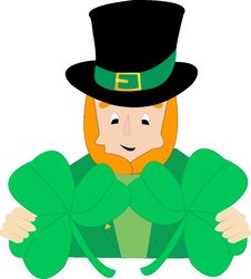 Free Leprechaun Stock Photography - 2029702