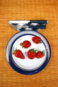 Free Strawberries 2 Stock Images - 2029974