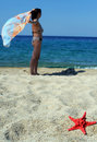 Free Beach Scene Stock Photography - 20206982