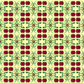 Free Pattern With Apple Seamless Texture Stock Images - 20207394