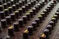 Free Audio Mix Keyboard Stock Photos - 20208013