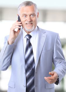 Free Charming Business Man Royalty Free Stock Images - 20200579