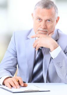 Free Charming Business Man Stock Images - 20200584