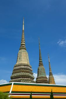 Free Thai Pagoda Stock Photos - 20202513