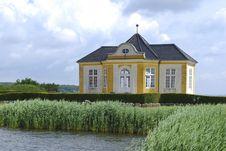 Free Pavilion At Valdemar Slot Castle In Denmark Royalty Free Stock Photo - 20211885