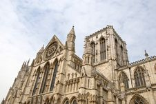 Free York Minster South View Royalty Free Stock Photography - 20218657