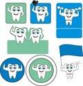 Free Tooth Logo Stock Image - 20222921