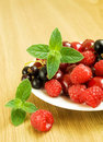 Free Summer Berries Royalty Free Stock Photography - 20224707