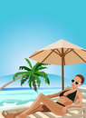 Free Vacation In The Tropics Stock Photography - 20227732