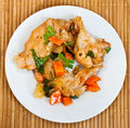Free Chicken Wings Stock Image - 20229011