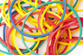 Free Colorful Rubber Bands Stock Photo - 20229770