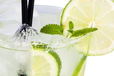 Free Mojito Royalty Free Stock Photography - 20225227