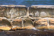 Free Sandbags Royalty Free Stock Image - 20226686