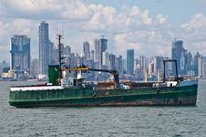 Free Panama Cityscape Royalty Free Stock Images - 20229119