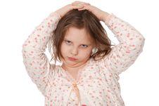 Free Little  Girl Wearing A Pajamas Royalty Free Stock Photos - 20229538
