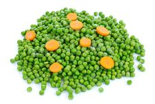 Free Frozen Vegetables Royalty Free Stock Photos - 20229988