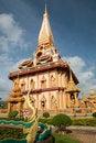 Free Thai Temple Stock Photo - 20232120