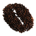 Free Big Coffee Bean Royalty Free Stock Images - 20234199