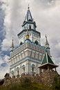 Free Beautiful Kremlin In Izmailovo Royalty Free Stock Photo - 20236165