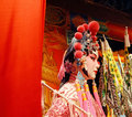Free Cantonese Opera Dummy Close-up. Royalty Free Stock Photography - 20236627