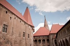 Free Beautiful Old Castle In Romania Royalty Free Stock Images - 20230179