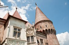 Free Architectural Details At A Romanian Stone Castle Royalty Free Stock Image - 20230206