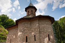 Free Beautiful Old Stone Church In Romania Royalty Free Stock Image - 20230306
