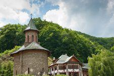 Free Prislop Orthodox Monastery In Romania Royalty Free Stock Photos - 20230318