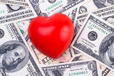 Free Money Love Royalty Free Stock Photos - 20230388