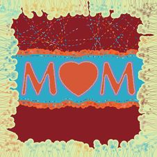 Free Happy Mother S Day. EPS 8 Stock Photo - 20230650