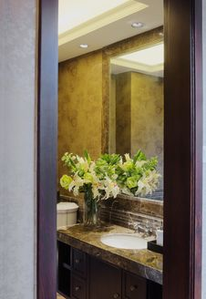 Free Bathroom Stock Photography - 20231162
