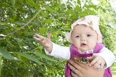 Free Portrait Baby Stock Photography - 20231512