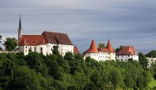 Free Burghausen In Germany Stock Photos - 20232033