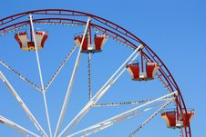 Free Ferris Wheel Royalty Free Stock Image - 20232106