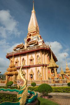 Free Thai Temple Stock Photo - 20232120
