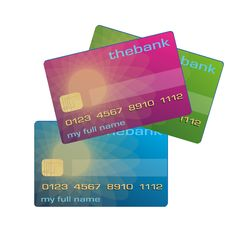 Free Credit Or Debit Card Royalty Free Stock Photo - 20232185