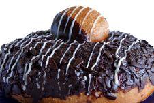 Free Morning Donut Royalty Free Stock Image - 20232246
