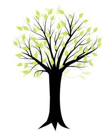 Free Decorative Green Tree Stock Photos - 20232313
