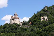 Free Castle Trostburg Royalty Free Stock Images - 20232669